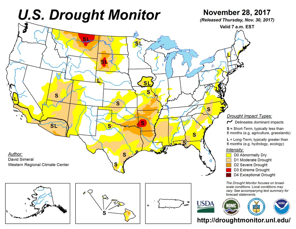 Drought Center on Twitter: \