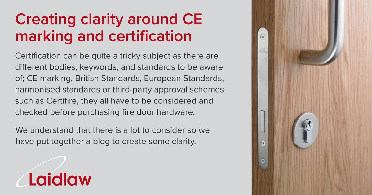 We understand that #certification and #CEmarking can be a tricky subject so we have put together a #blog to help answer some of the questions ...  sc 1 st  Twitter & Laidlaw UK (@laidlaw_uk) | Twitter pezcame.com