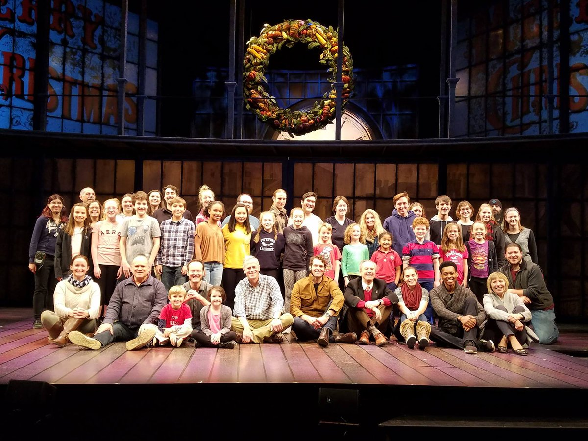 geva theatre center on twitter congratulations to the cast of a christmas carol on an incredible opening night performance