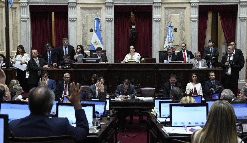 Senado Nacional | Media sanción para la Reforma Previsional y el pacto fiscal