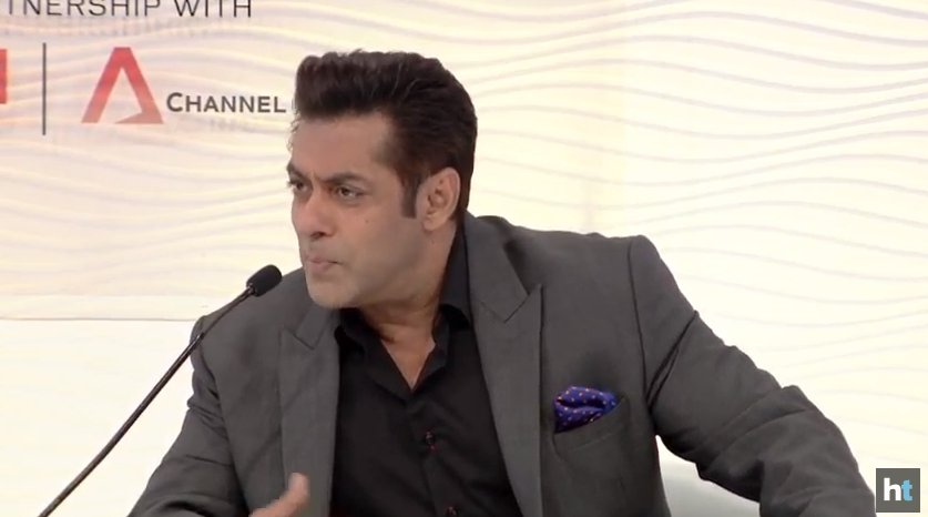 Salman Khan Reveals The Real Reason Why He Went For Hair Transplant