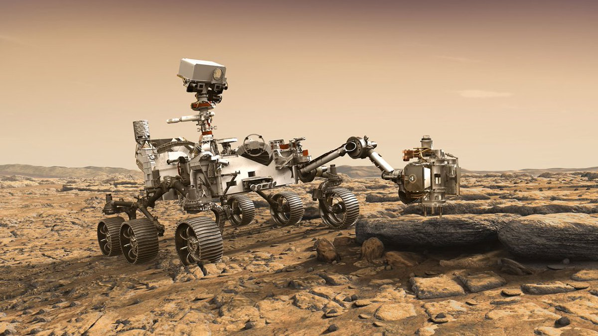 NASA is gearing up a new rover for a mission to find evidence of life on Mars https://t.co/pJgClT6au9 #Space #TC