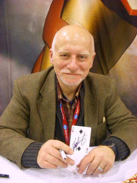 Happy Birthday Chris Claremont! (Author, X-Men, Wolverine comic book series)