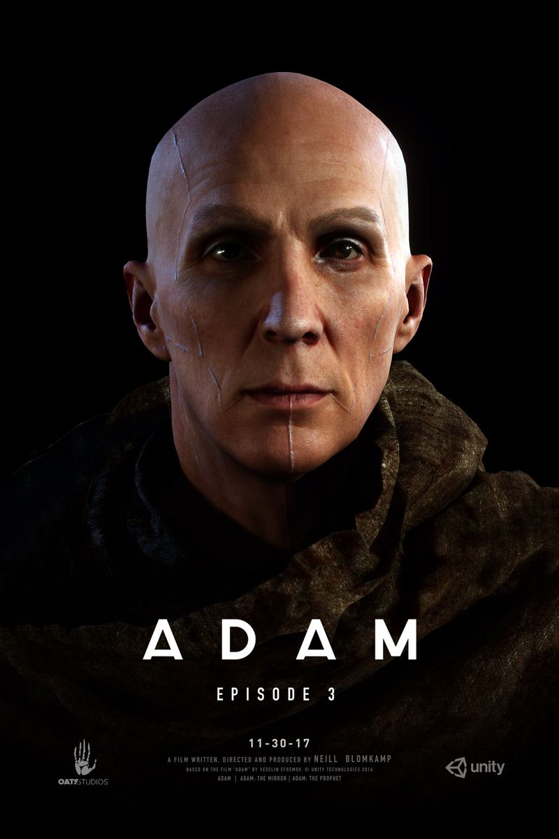 Unity On Twitter What Are You Willing To Do To Be Saved Oatsstudios Presents The Third Chapter Of The Adam Story With A New Tribe Of Human Survivors