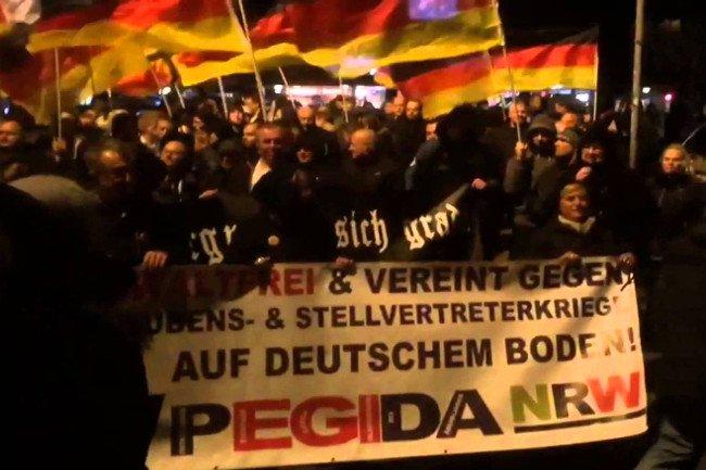 Dortmund: Polizei nimmt Pegida-Anmelder...