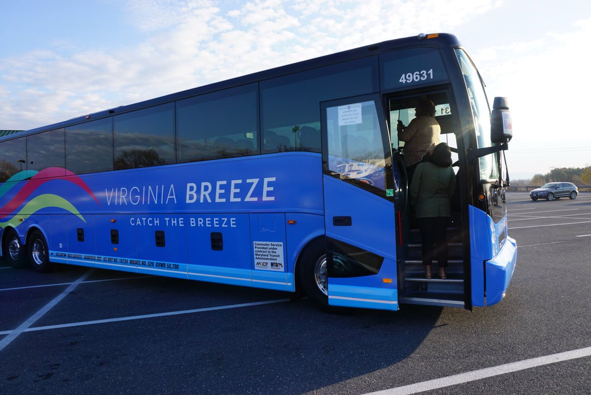 We got a sneak peek inside the bus that will soon be able to transport  folks from Staunton to D.C., Dulles Airport, VA Tech and other major stops  in the ...