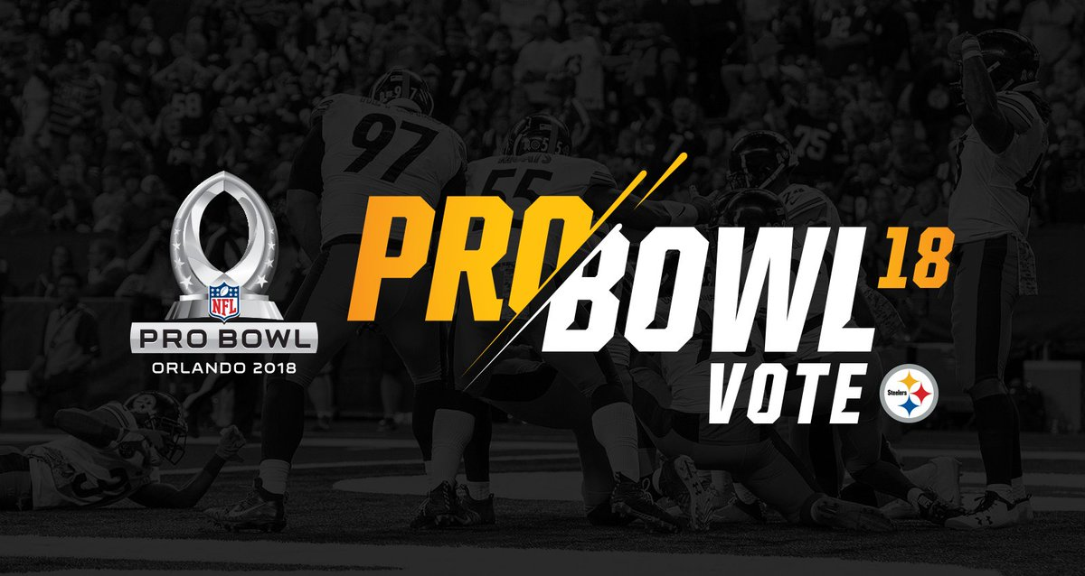 Where do our guys land on the #ProBowl charts?  #ProBowlVote ➡️ https://t.co/TWvhnDiDyj