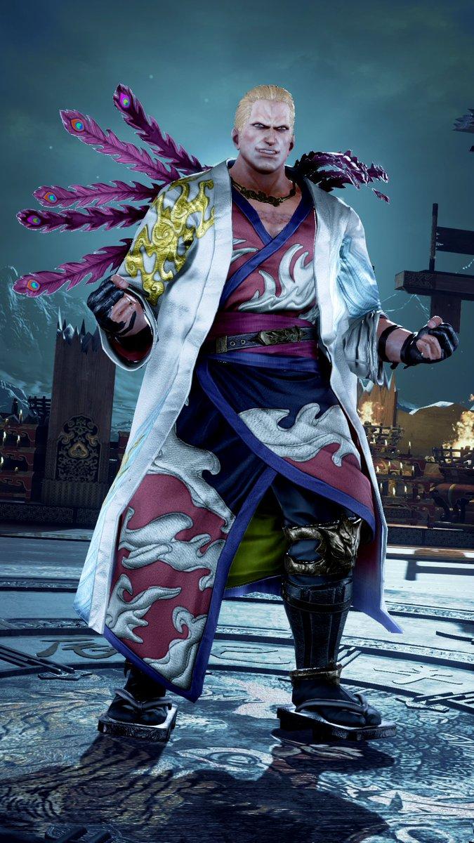 Robert On Twitter Alternate Costumes For Geese Howard In Tekken 7 Tekken7 Kof Fatalfury