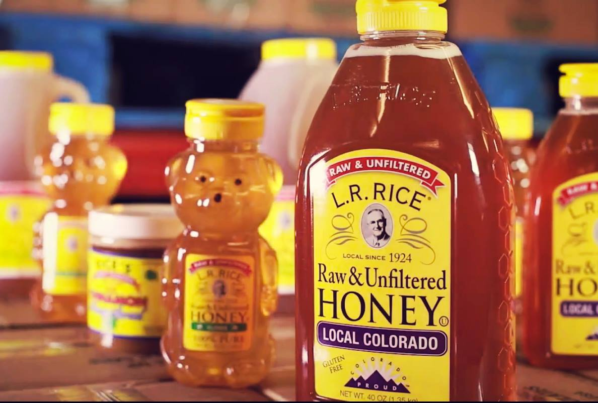 Throughout this month, we'll be giving away a 4-pack of Rice's Honey to help stock up your holiday pantry. Buzz on over to our Facebook page on how to win. #HolidayHoney