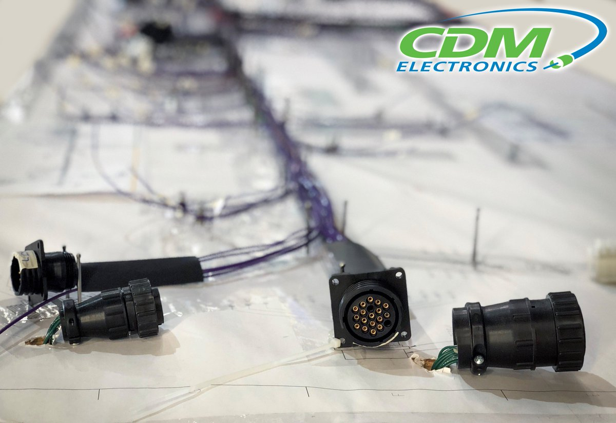 Cdm Electronics Inc On Twitter Todays Increasingly Complex Ef Wiring Harness Harnesses Demand Precision And An Experts Touch Rely For Both