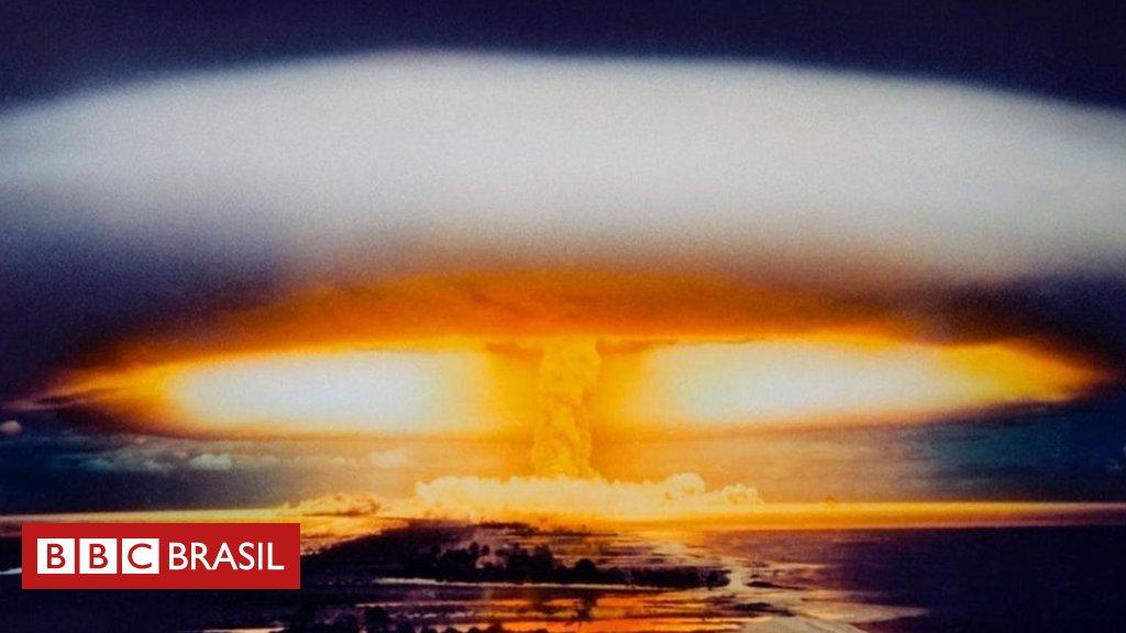 A bomba atômica soviética poderosa demais para ser lançada duas vezes -  https://t.co/w1yWLxUUXz