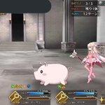 「私、魔法少女のイリヤ。こっちは豚のマーリン」 pic.twitter.com/523GvrgbLk
