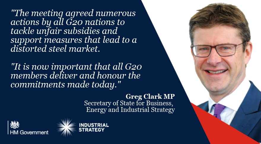 Dept For Beis On Twitter Business Secretary Gregclarkmp Welcomes