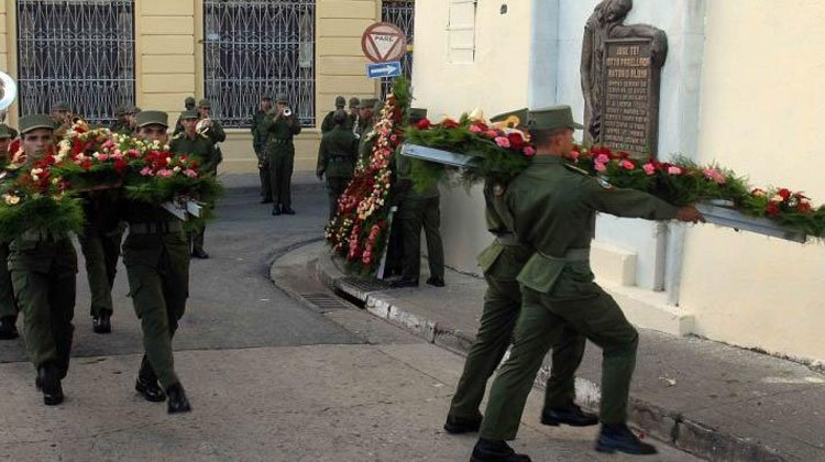 Recuerdan en Santiago de Cuba Levantamiento del 30 de noviembre