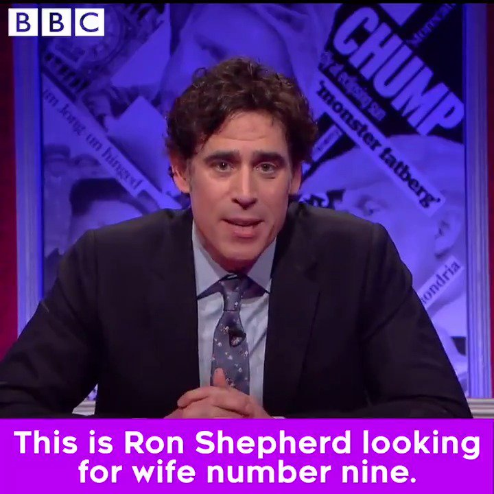 Yep, this guy knows what women want... 👌 @HaveIGotNews @StephenMangan https://t.co/mYPUSwEH6X