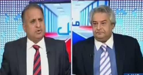 Muqabil  – 30th November 2017 - PMLN Mein Grouping Aur Baghawatein thumbnail