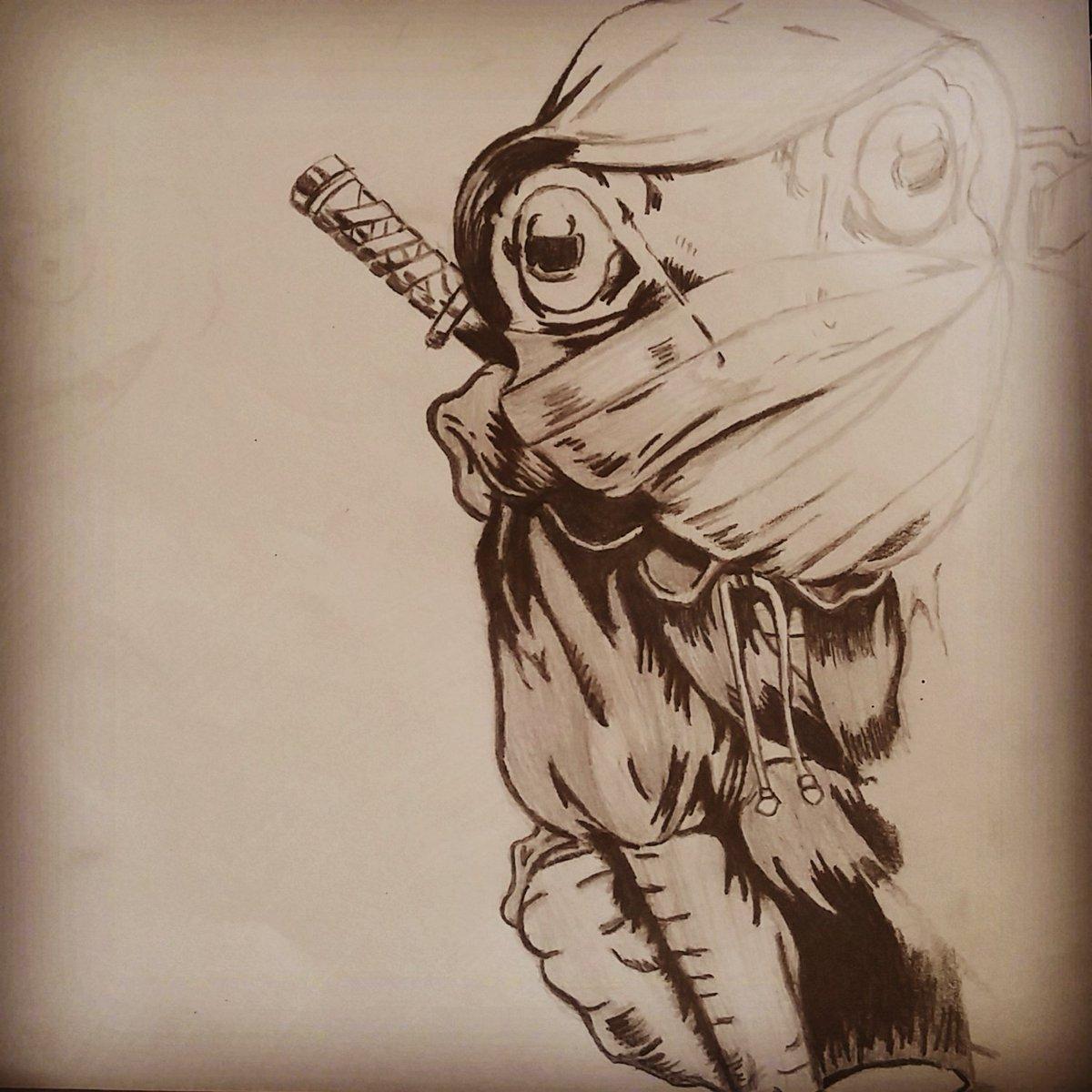 Jj on twitter art arts ninja sketches sketch draw drawing ilovetodraw pencilsketch artbook juststartingout newtothis shading pencilshading