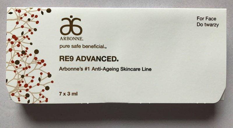 Arbonne RE9 Advanced Anti-ageing Skincare Kit - Trial/Travel/Handbag Size https://t.co/yTbBczpm0s https://t.co/XajLpX25xY