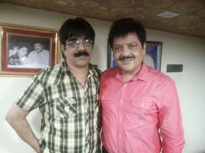 Happy birthday to my best favrite singer Udit Narayan jee...God bless you.