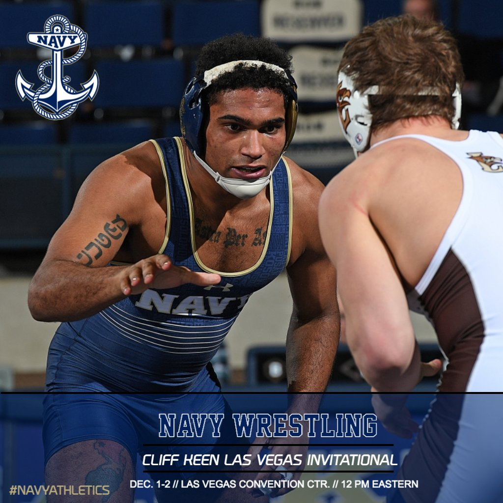 ... action at the 2017 Cliff Keen Las Vegas Invitational on Friday and Saturday which features 15 of the top-25 teams in the country. https://goo.gl/NdL4zJ ...