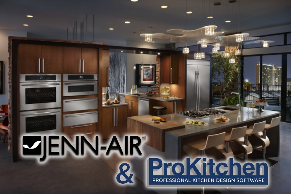 ... Under ProKitchen Software For A Wide Range Of Options With Your  Appliances! Add Jenn Air Appliances To Your Designs Today! Call Or Email  For Additional ...