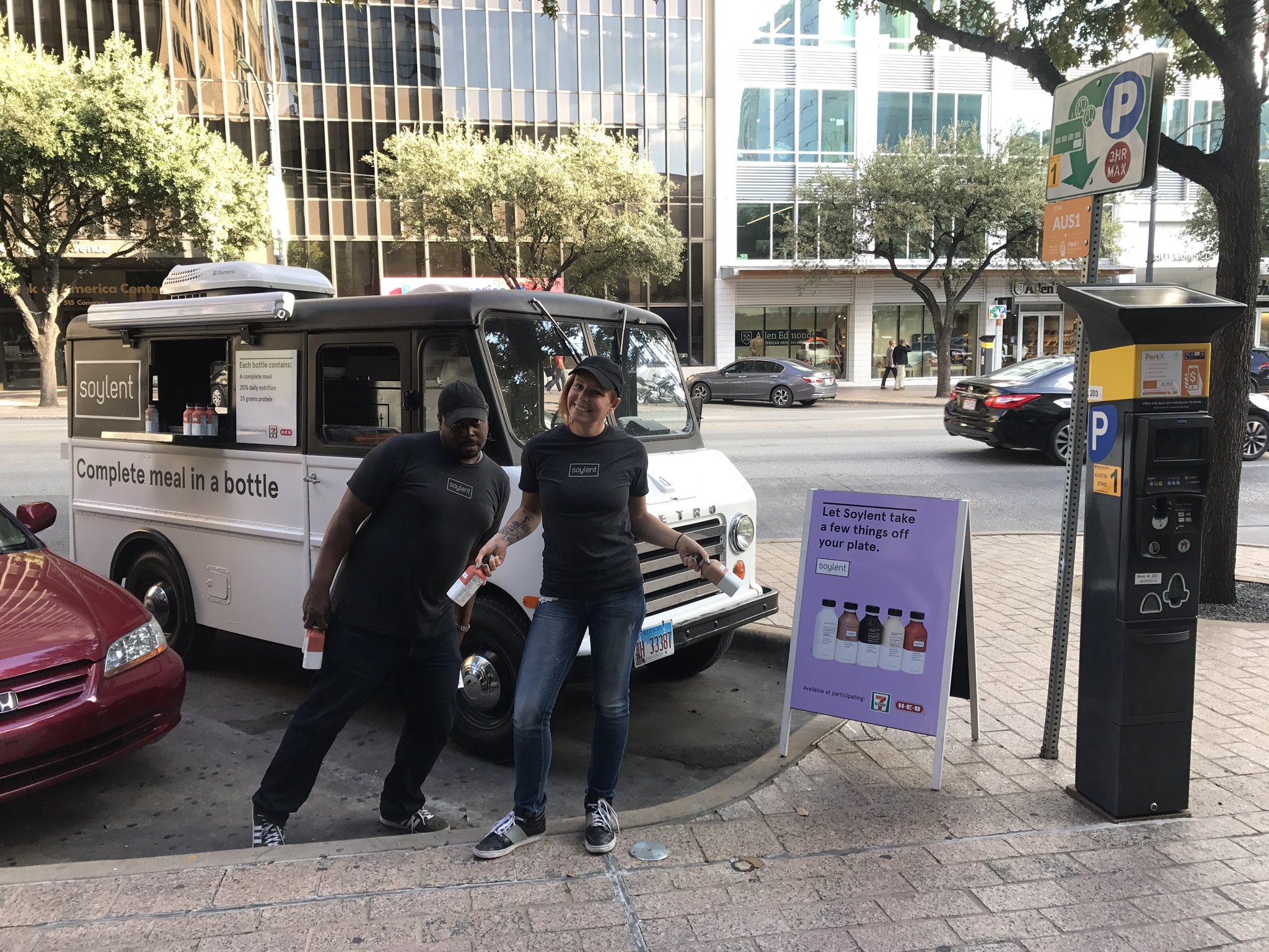 The Soylent Food Truck on Twitter: \