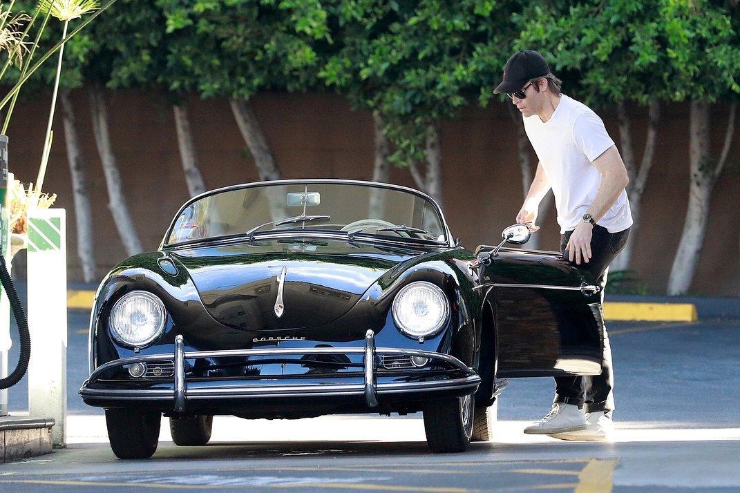 Chris Pine' Porsche 911s