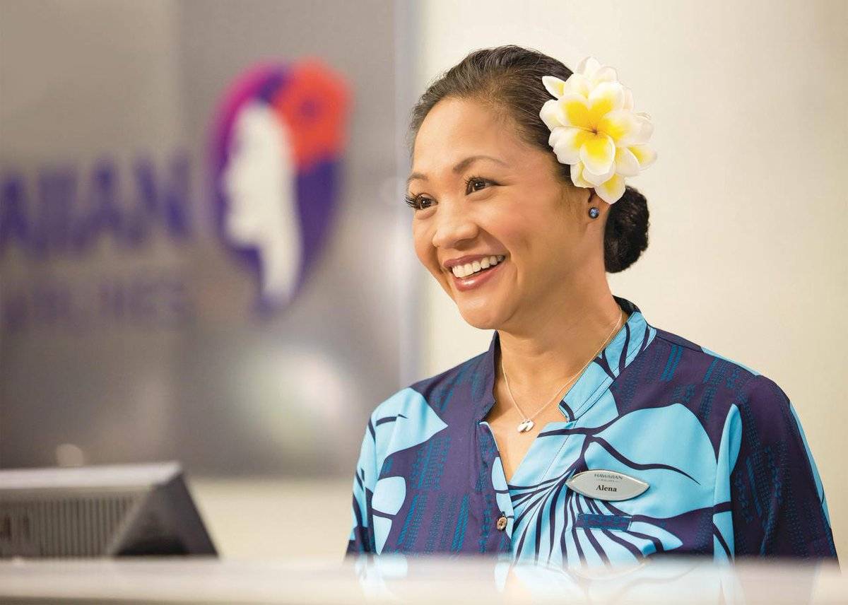 Hawaiian airlines on twitter starting tomorrow youll see our hawaiian airlines on twitter starting tomorrow youll see our more than 5000 front line employees rocking their new uniforms izmirmasajfo