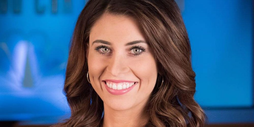 Cosmopolitan On Twitter How This Pregnant Meteorologist Schooled