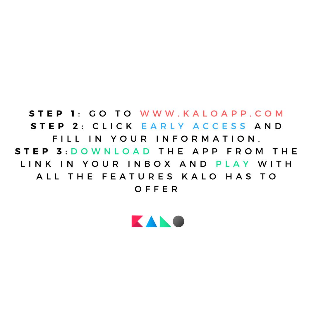 Kalo app (@kaloapp) | Twitter