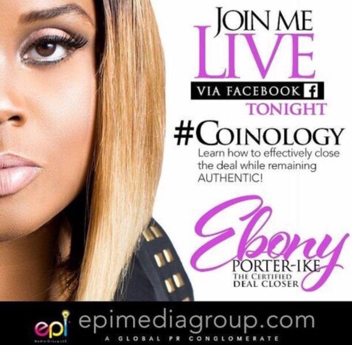 Ebony porter facebook