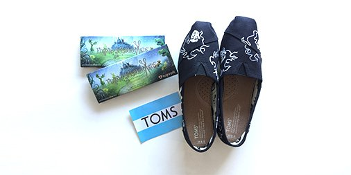 Ready for the holiday season? RT this tweet to enter for your chance to win a limited edition hand-painted Edward Scissorhands-themed pair of Toms Shoes and a Sugarpill Edward Scissorhands 25h Anniversary Limited Edition Eyeshadow Palette! #Sweepstakes  https://t.co/OkZiGQwLpk