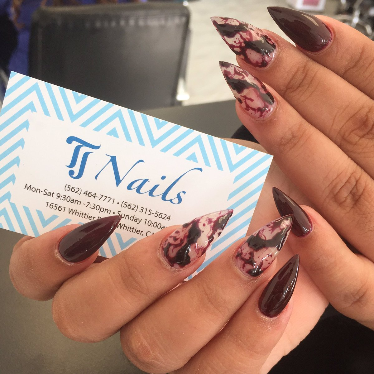 TJ Nails (@tjnailsalon) | Twitter
