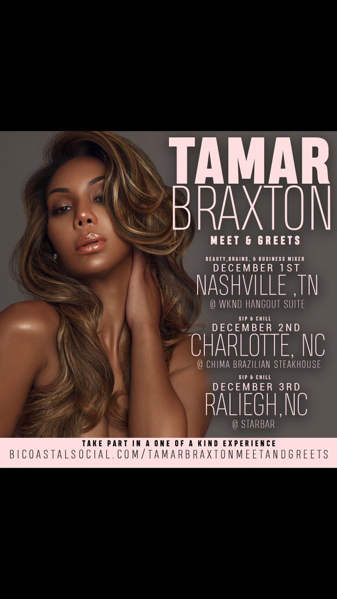 Tamar braxton on twitter this weekend meet me there m4hsunfo