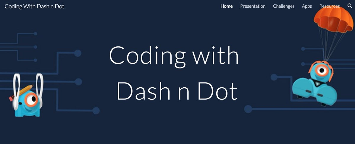 Julie Millan On Twitter If You Are Working With Dash And Dot