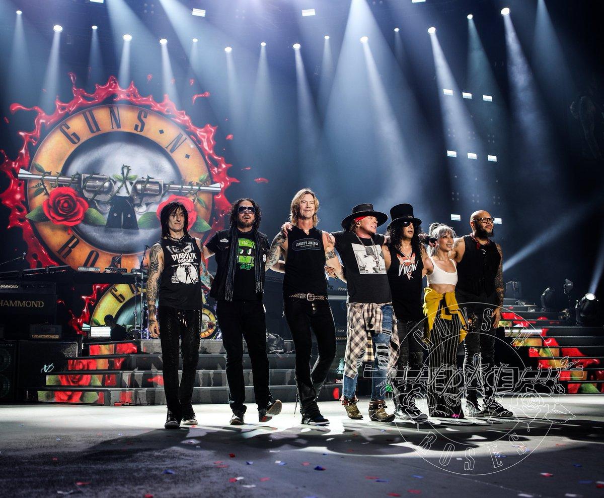 Guns N' Roses (@gunsnroses) | Twitter