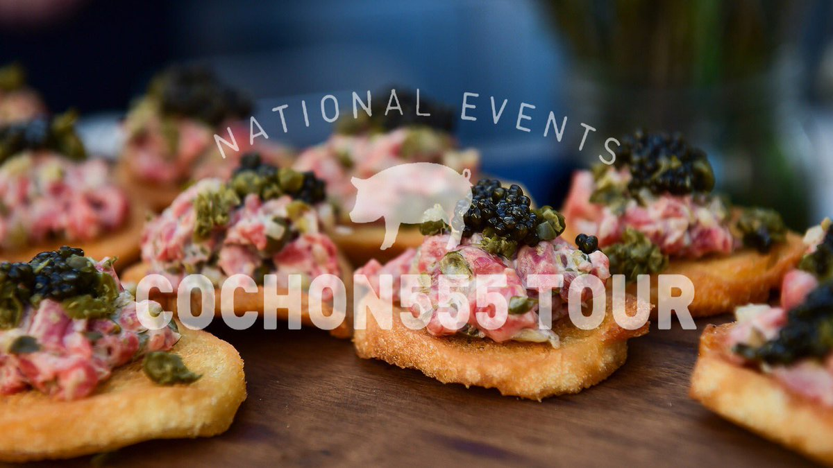 2018 is around the corner, and our new website for next year's tour is LIVE with full schedule and detailed information.   PLEASE VISIT https://t.co/lO2cKBDL9g   #Cochon555 is the nation's most talked about premium food, wine and spirit celebration and live-event series.