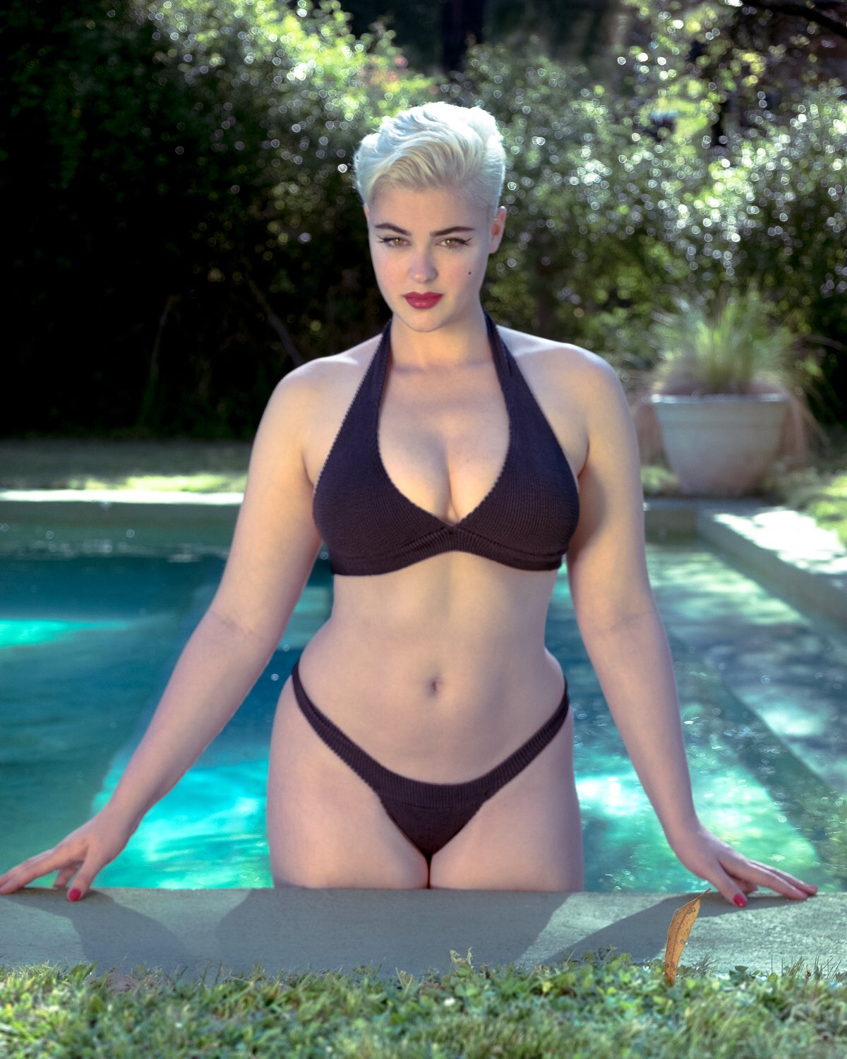 """Stefania Ferrario On Twitter: """"Summer Time And The Weather"""
