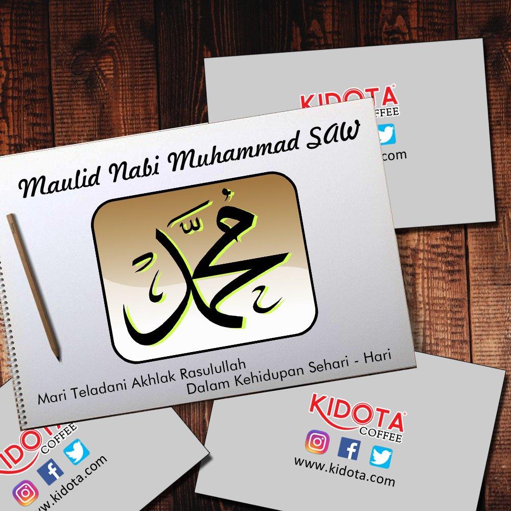 ... peringatan hari lahir Nabi Muhammad SAW, yang jatuh pada tanggal 12  Rabiul Awal dalam penanggalan #Hijriyah. Kata #maulid atau #milad dalam  bahasa #Arab ...
