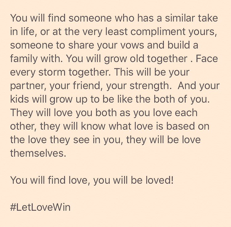 you ll find love