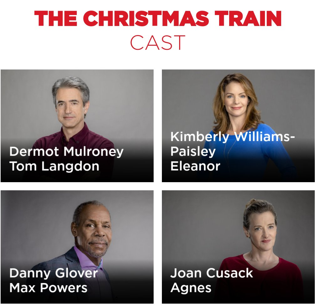 Christmas Train Cast.Kelly White On Twitter Thechristmastrain Movie On