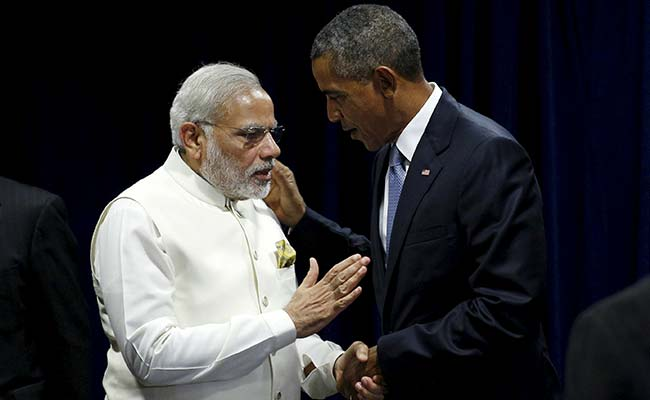 Told PM Narendra Modi privately that country shouldn't be divided on religious lines: Barack Obama https://t.co/mTH9Ula4N2