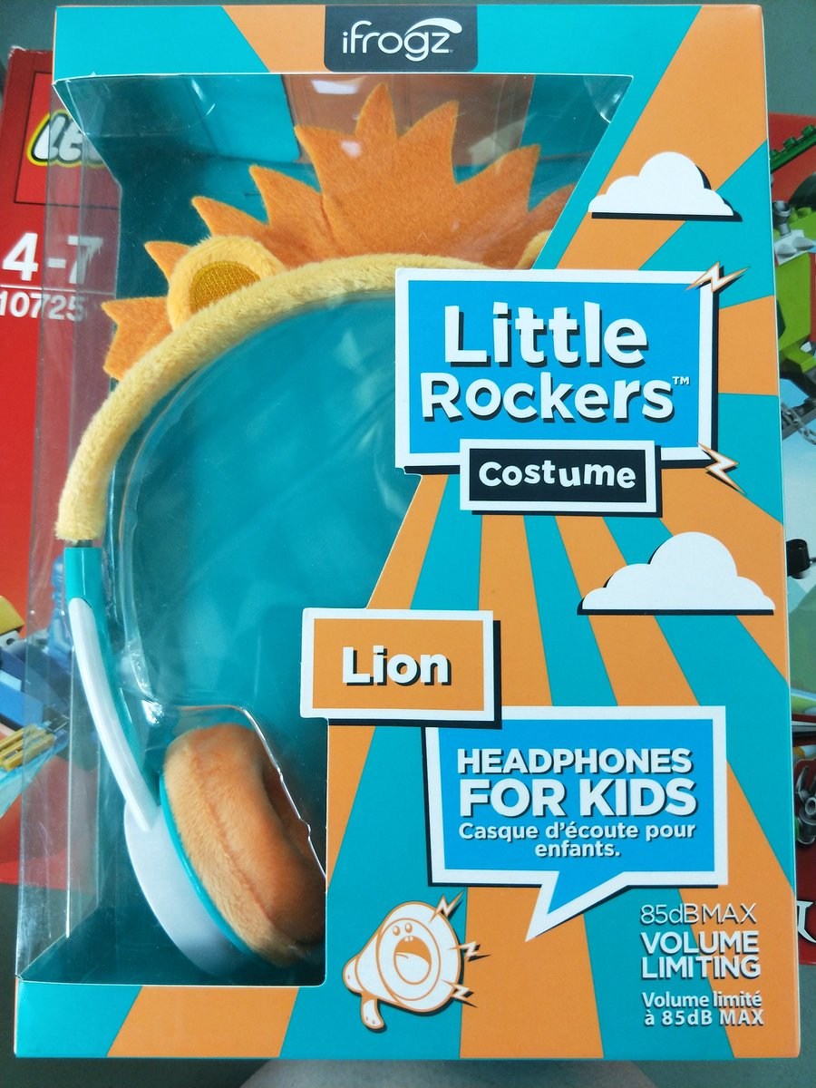 Natasha Ratajczek Rattynp Twitter Ifrogz Little Rockers Costume Headphones Lion 0 Replies 1 Retweet Like