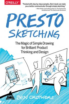 Presto Sketching: The Magic Of Simple Drawing For Brilliant Product Thinking And Design  http://www. shroffpublishers.com/books/97893521 36599/ &nbsp; …  #designthinking #innovation #sketchnote  @DesignMuseum @uxindiaconf<br>http://pic.twitter.com/VCoESDPHz0