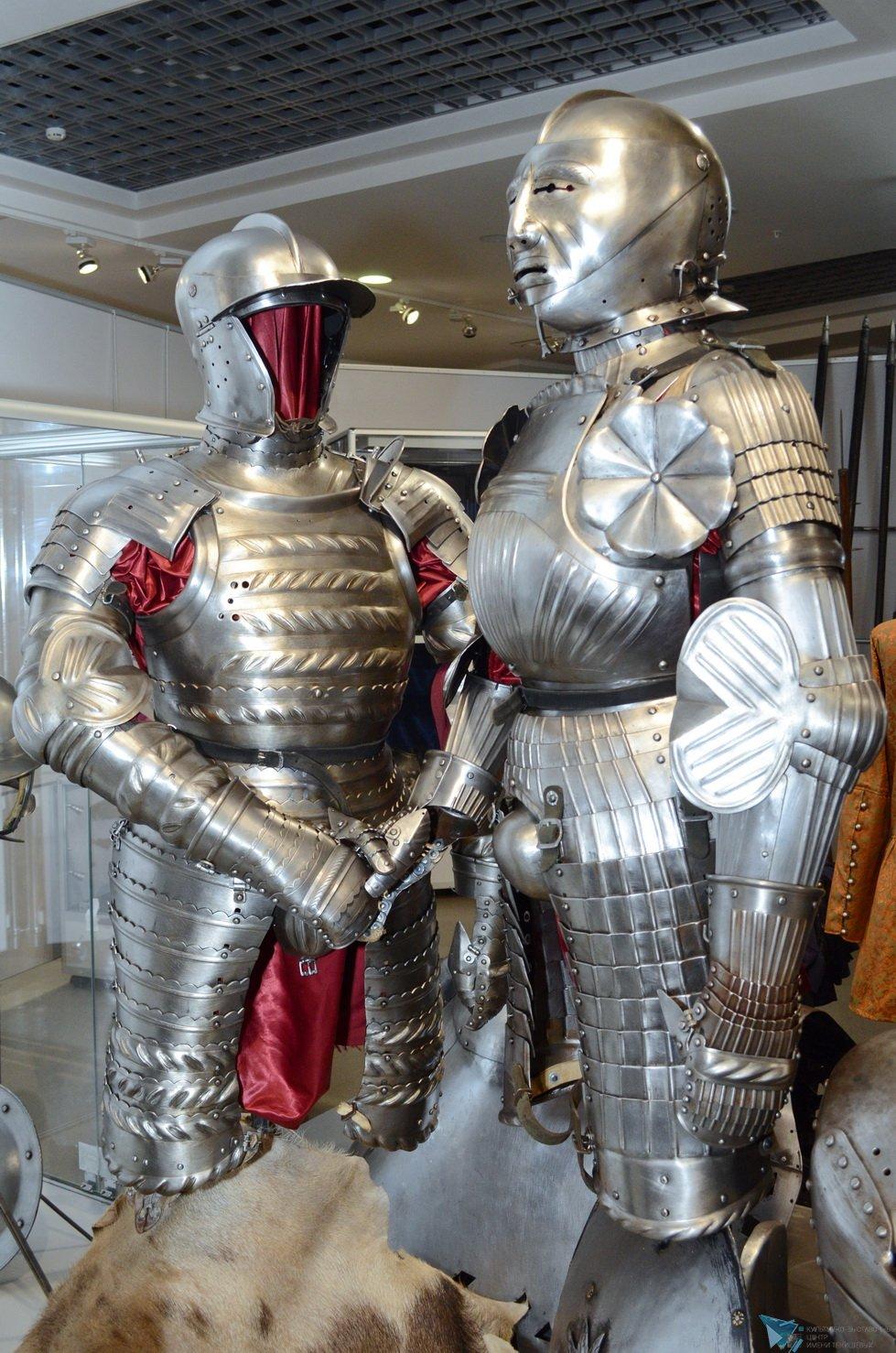 Как правильно одевать рыцарские доспехи фото взрослеем