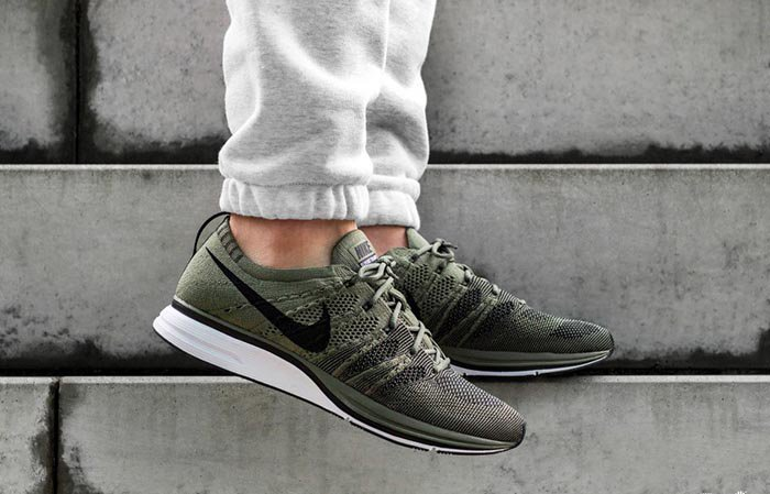 41255efa99f3 ... Trainer Olive  11 41 PM - 30 Nov 2017  Nike - Flyknit Trainer quot ...