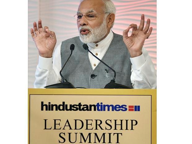 Aadhaar will work as a weapon against benami properties: Modi at HT Summit  https://t.co/f53CfVo4sI  #Aadhar #JanDhan #benamiassets #NarendraModi