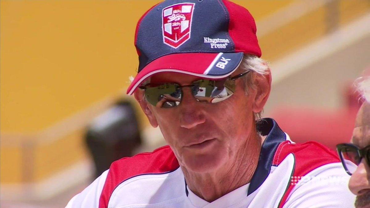 Sam Burgess will lead England in the #RLWC2017 final. @Danny_Weidler #9News