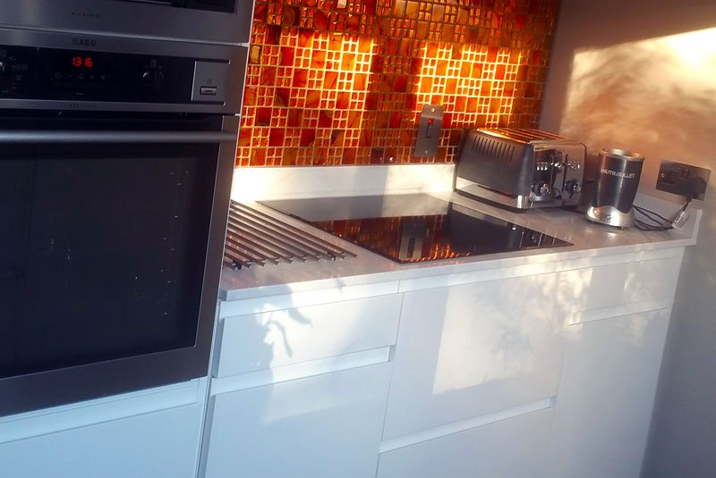 Elizabeth From London Shows Us Her Newly Fitted Innova Luca Gloss White  Kitchen Supplied By DIY Kitchens   Http://bit.ly/CustomerKitchens  U2026pic.twitter.com/ ...