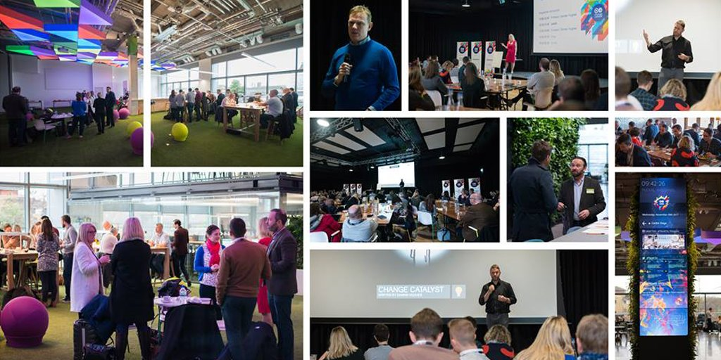 We had such a great time at our first #ChangeCatalyst session on Wednesday, here&#39;s some of the photos from the day! If you would like to join our unique Leadership Programme led by high-profile thought leaders, find out more &amp; book here |  https:// goo.gl/cSL2zZ  &nbsp;   #change <br>http://pic.twitter.com/cNIpi8KFun